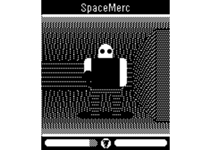 SpaceMerc – screenshot 1