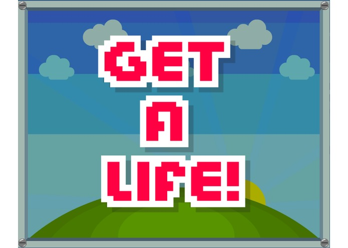 Get a Life! GAME – screenshot 1