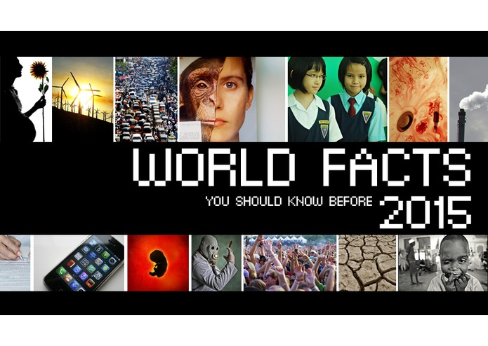 World Facts You Should Know before 2015 – screenshot 1