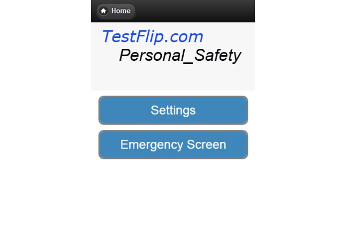 Personal Safety for NYC – screenshot 1