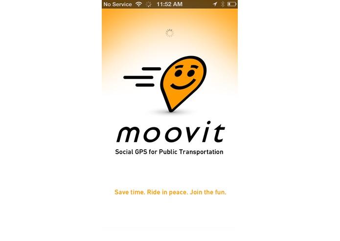 Moovit – screenshot 1