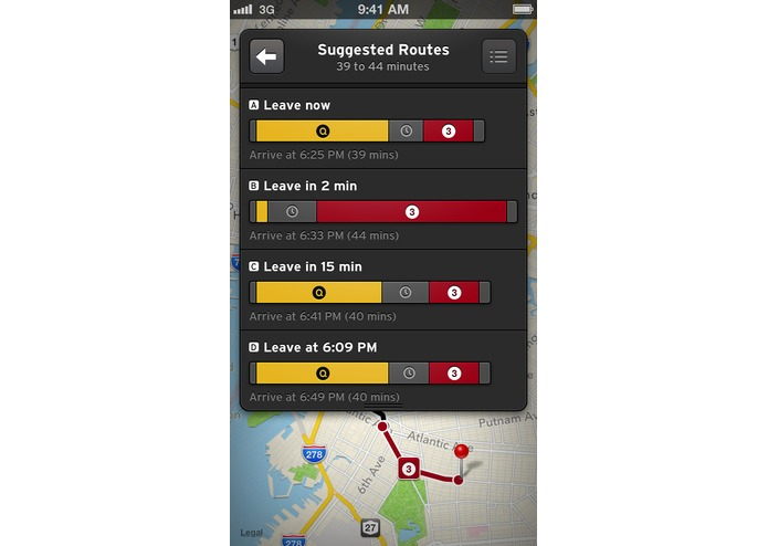 Transit App – screenshot 4