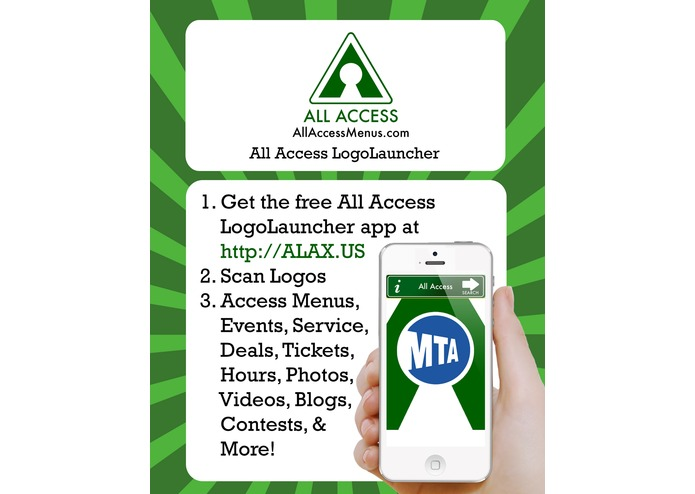All Access LogoLauncher – screenshot 2