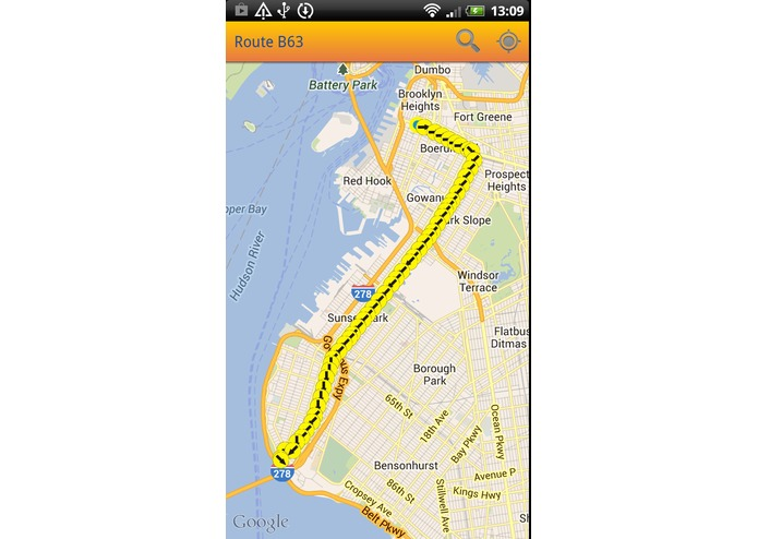 New York Bus Times Live: Bus Scout – screenshot 3
