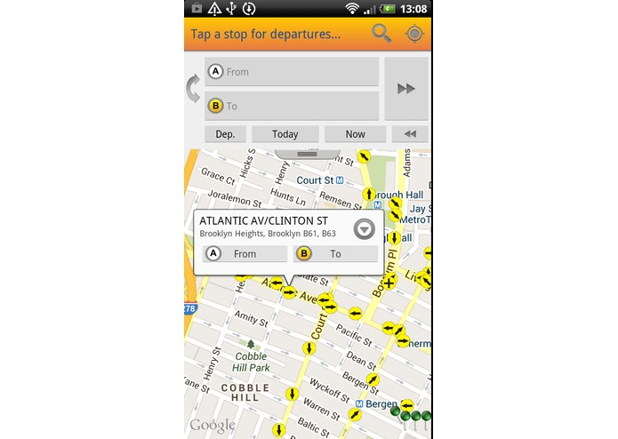 New York Bus Times Live: Bus Scout – screenshot 5