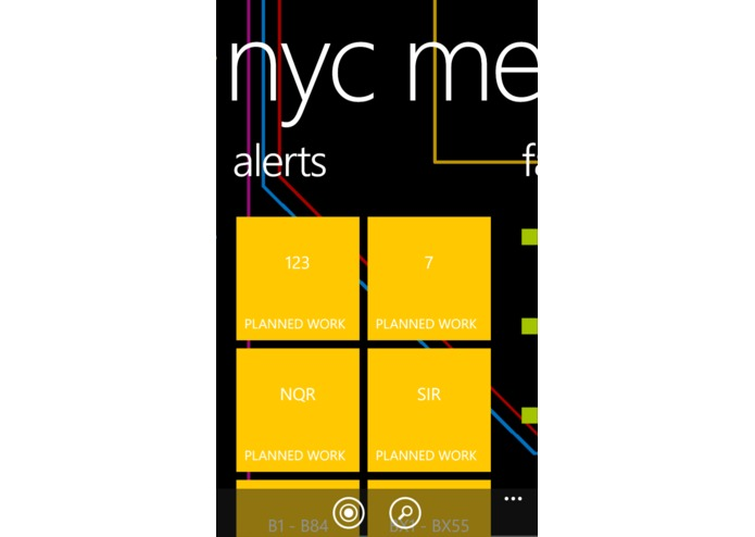 NYC Metro – screenshot 1