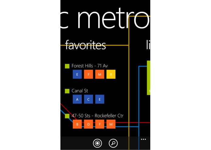 NYC Metro – screenshot 2
