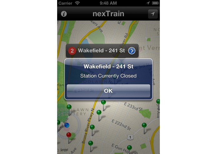 NYC nexTrain – screenshot 4