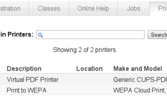WEPA Linux Driver