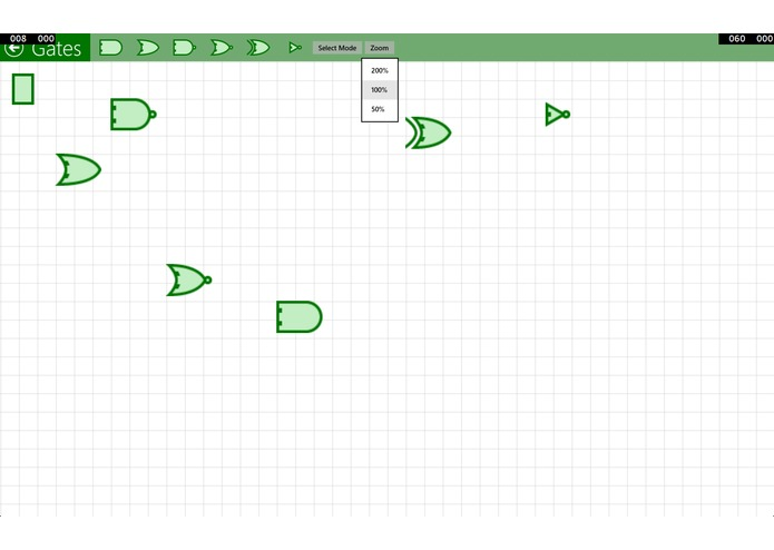 Gates - Digital Circuit Editor for Windows – screenshot 4