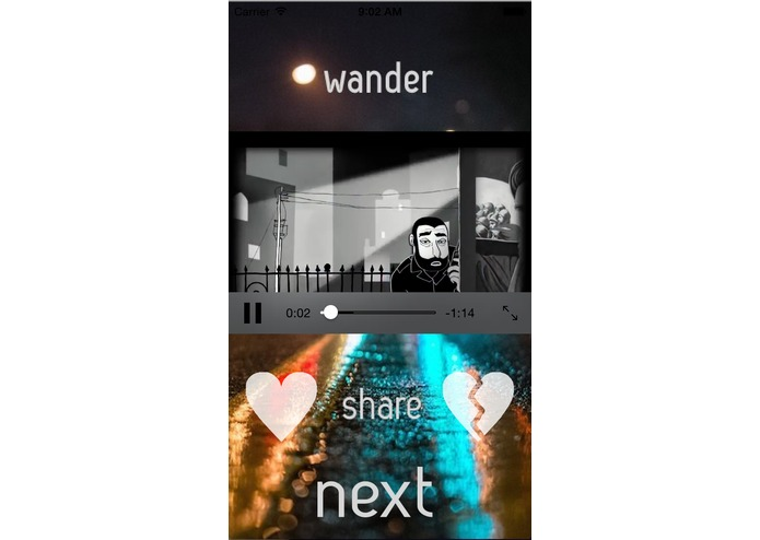 Wander – screenshot 1