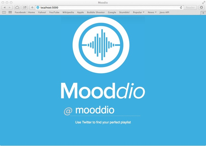 Mooddio – screenshot 1