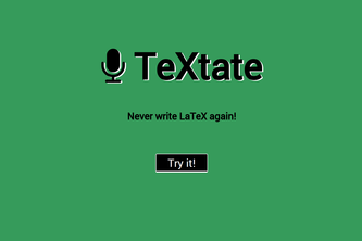 TeXtate