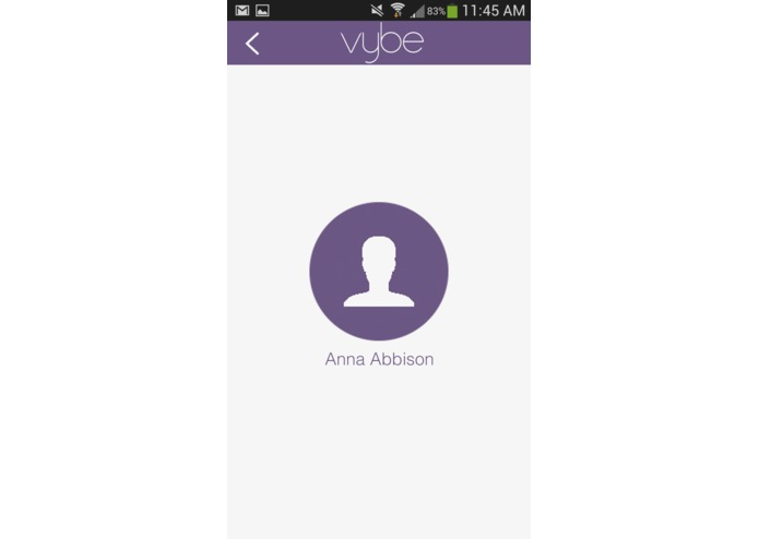 Vybe: Easily Grab the Attention of Your Friends – screenshot 3