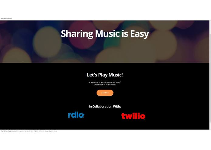 Twidio – screenshot 2