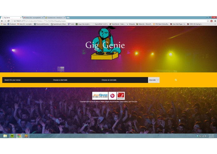 Gig Genie – screenshot 1