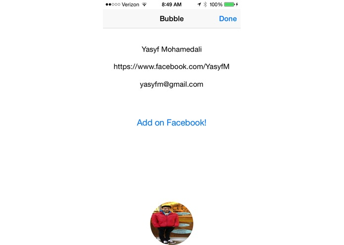 Bubble – screenshot 2