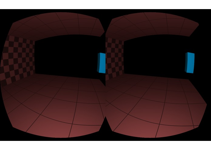 Swarm Mapping into Oculus Rift (Table A0) – screenshot 5