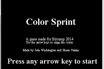 Color Sprint
