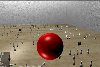 Bowling Ball Simulator