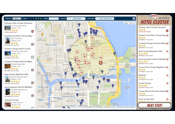 Hotel Rate Monitoring and Shopping Services Provided by tripBAM – screenshot 5