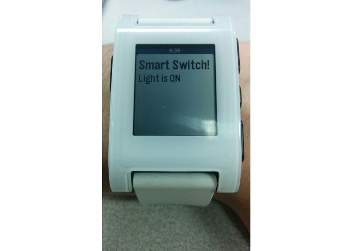 PanLight - The Pebble Android Light – screenshot 2