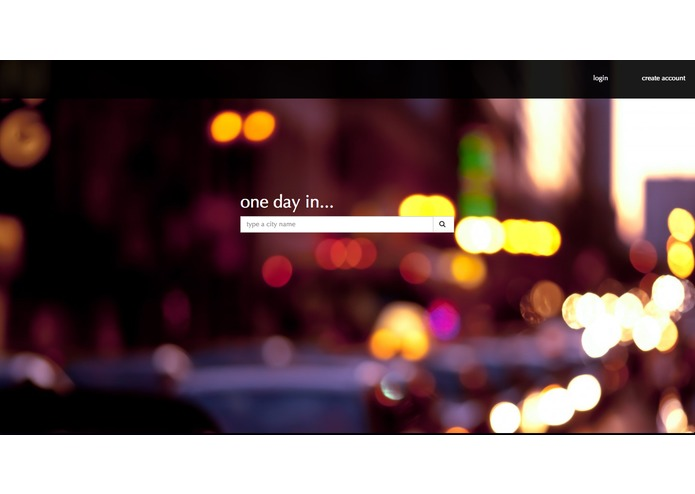 One Day In – screenshot 1