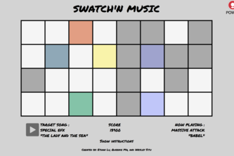 Swatch'n Music