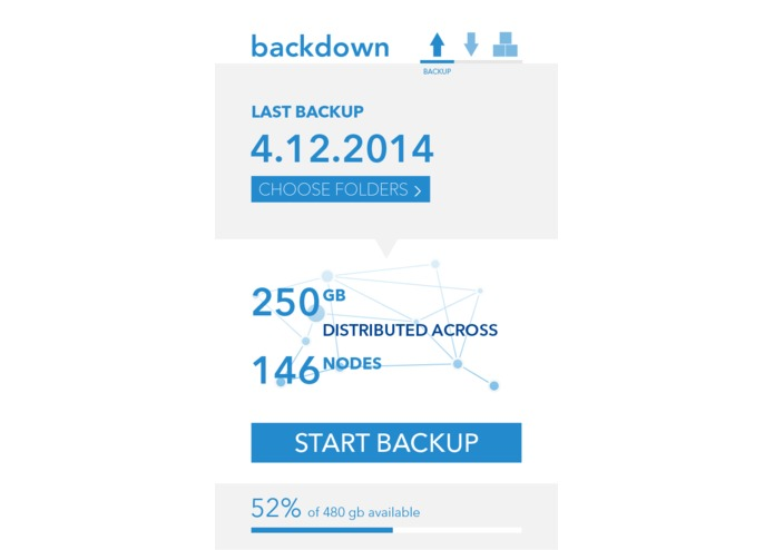 Backdown – screenshot 1