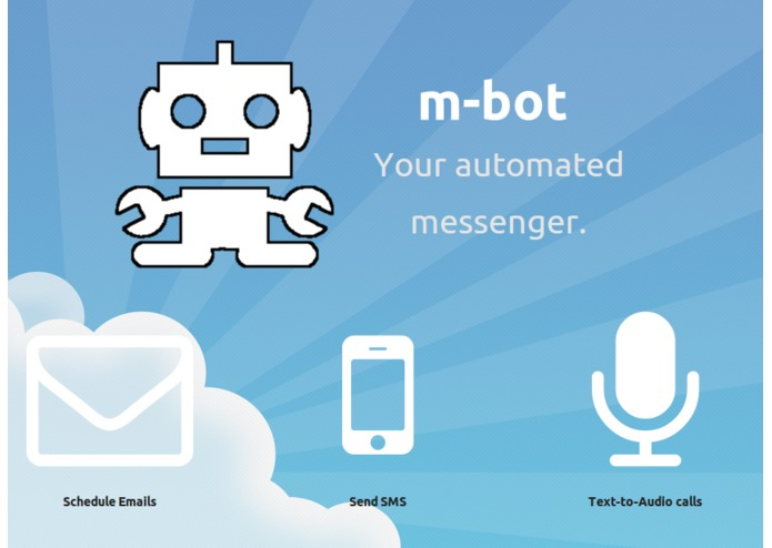 M-bot – screenshot 2