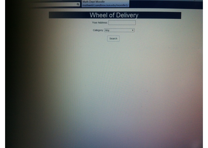 Wheel of Delivery – screenshot 5