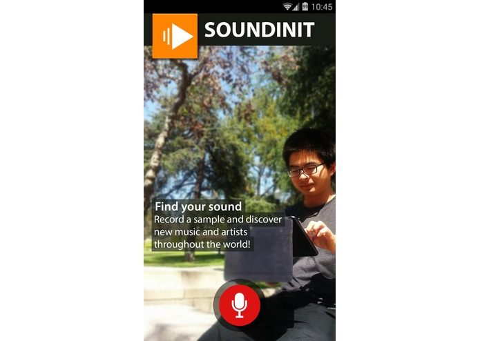 Soundinit – screenshot 1