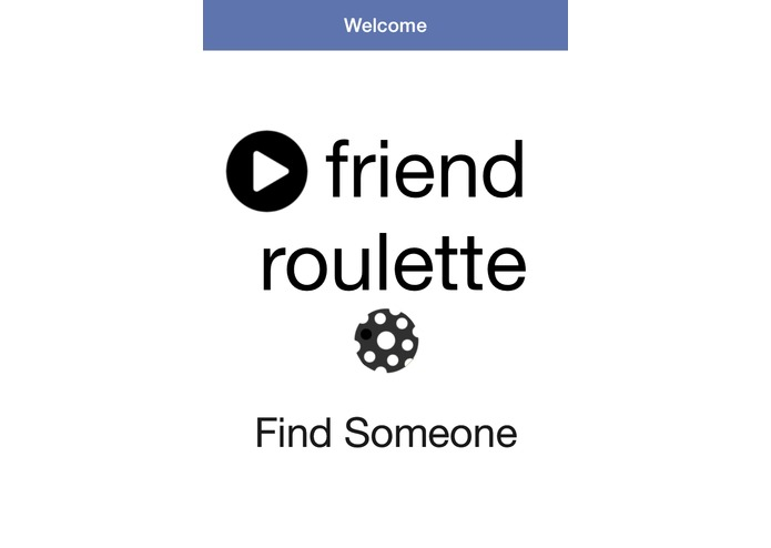Friend Roulette – screenshot 1