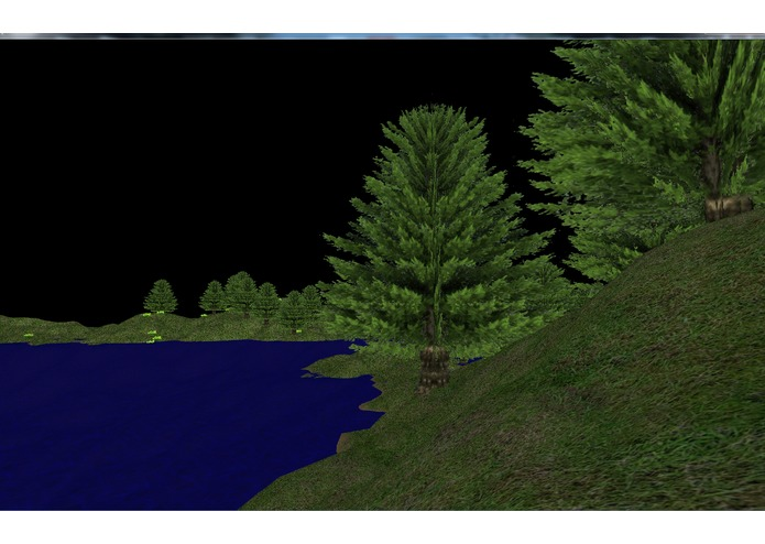 Terrain Generation Scene – screenshot 1