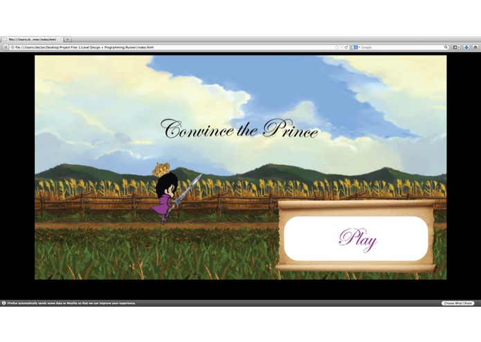 Convince The Prince  – screenshot 1