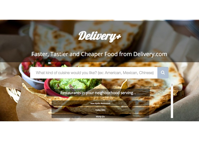 Delivery+ – screenshot 3