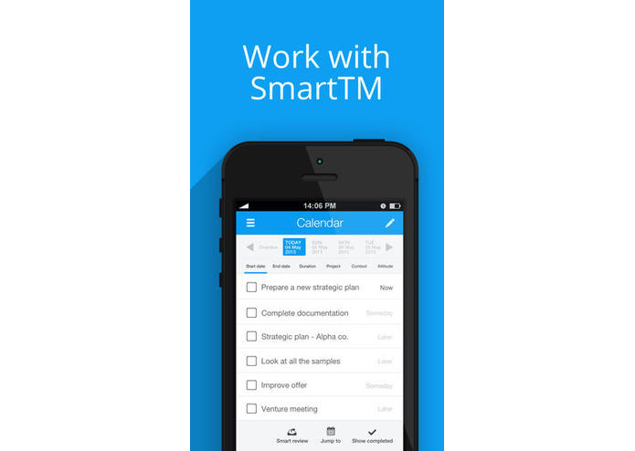 SmartTM – screenshot 3