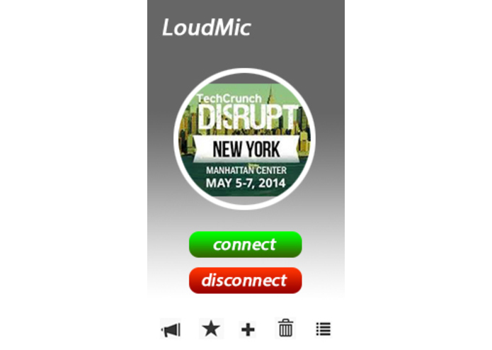 LoudMic – screenshot 1