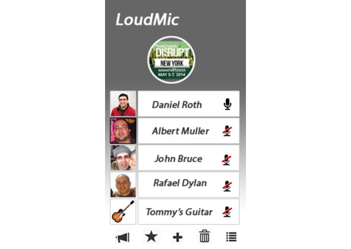 LoudMic – screenshot 2