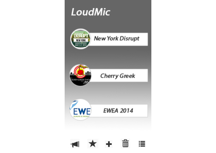 LoudMic – screenshot 3