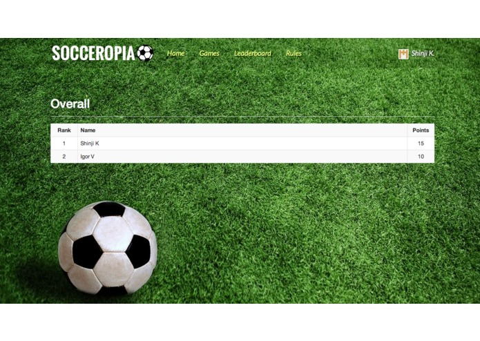 Socceropia – screenshot 2