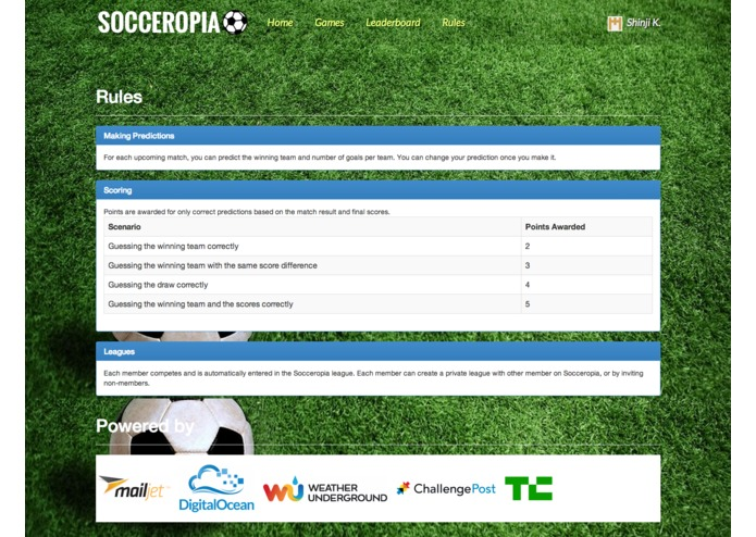 Socceropia – screenshot 3