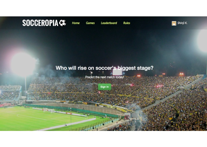Socceropia – screenshot 4