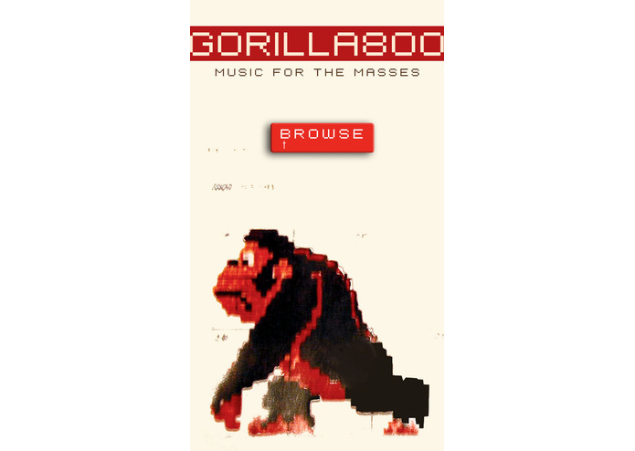 Gorilla800 – screenshot 1