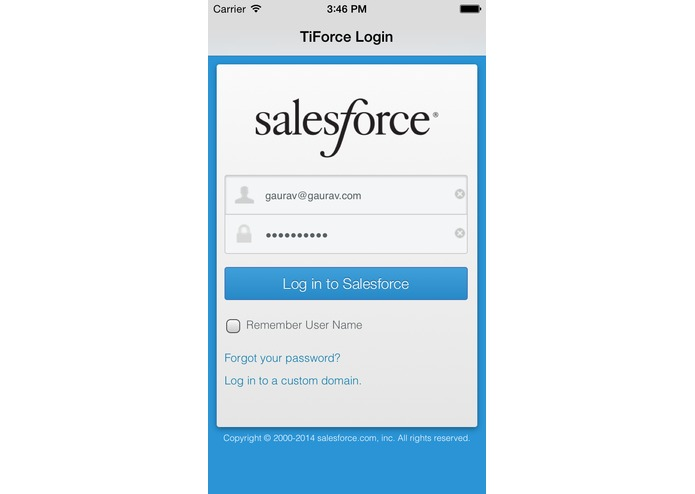 TiForce – screenshot 3