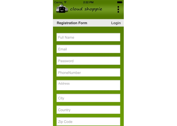 Cloud Shoppie – screenshot 2