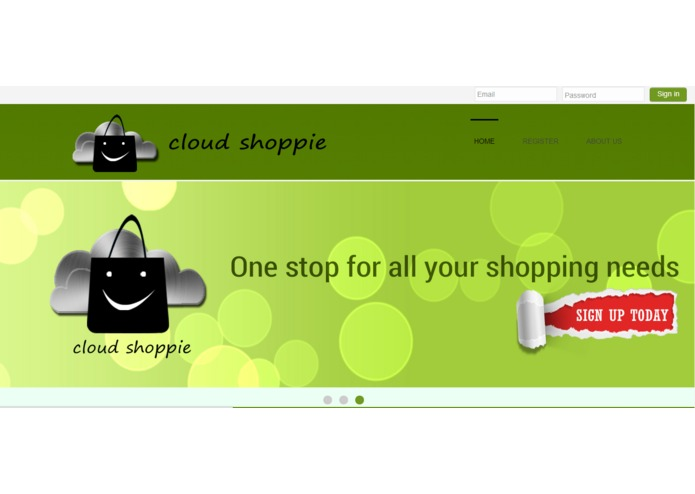Cloud Shoppie – screenshot 4