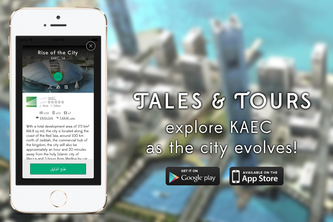 KAEC: The Rise Of The City - guided by Tales & Tours