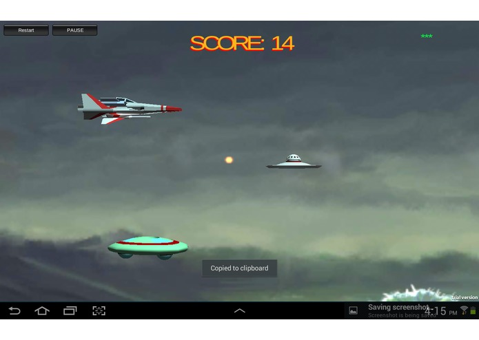 Splitz Fighter – screenshot 2