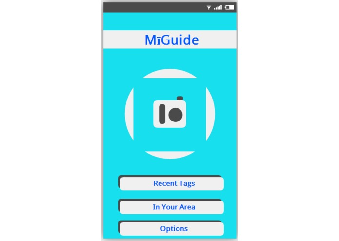 MīGuide – screenshot 1
